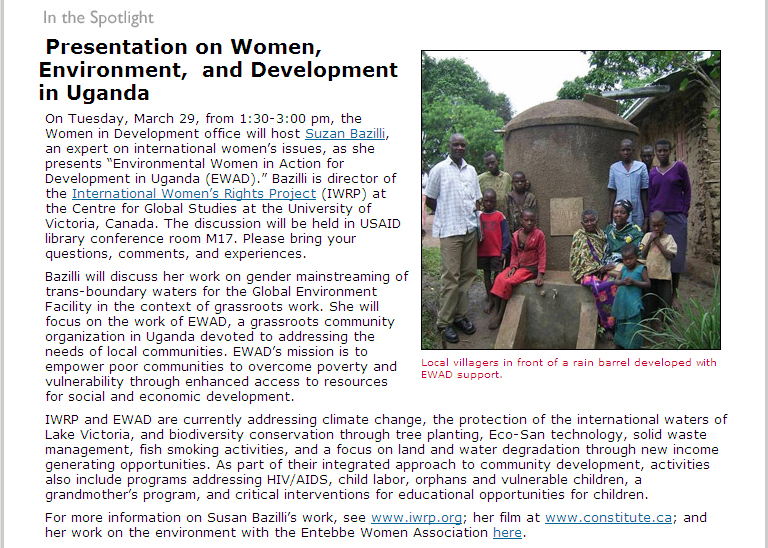 women development policy 2011 The ministry of women and child development , a branch of the government of india , is the apex body for formulation and administration of the rules and regulations and laws relating to women and child development in india.